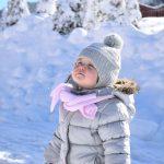 W co ubierać dziecko zimą?