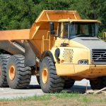 Co sprawdzić podczas serwisowania pojazdów budowlanych?