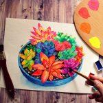Zasady i zalety malowania po numerach