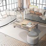 Mieszkanie w stylu loftowym – co wkomponuje się w ten styl?