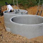 Korzyści z montażu szamba betonowego