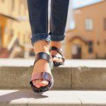Przegląd ciekawych modeli sandałów na lato