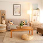Jak zaaranżować małe wnętrze mieszkania w wygodne meble?