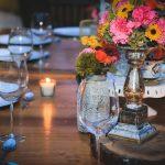 Eleganckie ozdoby na stół