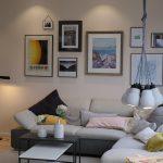 Sposoby na ukrycie nieestetycznych ścian w mieszkaniu i nadanie im nowego charakteru