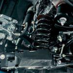 Jakie części składają się na zawieszenie pneumatyczne?
