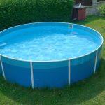 Korzyści z posiadania basenu naziemnego